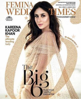 Kareena Kapoor Khan On The Covers Femina