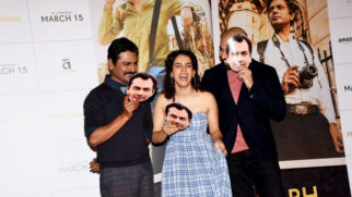 Film Photography Song Launch Sanya Malhotra Nawazuddin Siddiqui