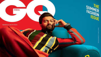Vicky Kaushal on the cover of GQ, Mar 2019