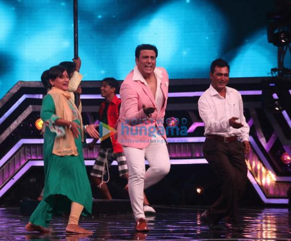 Govinda and Shakti Kapoor snapped on the sets of Super Dancer Chapter 3 (3)