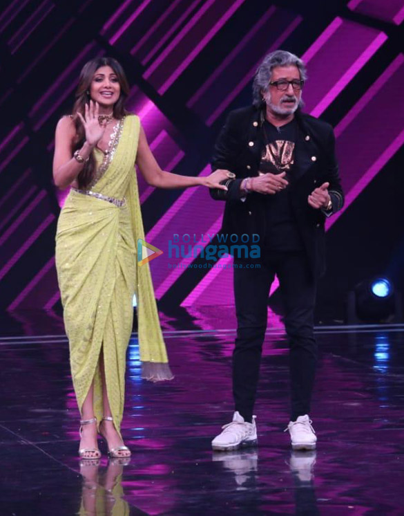 Govinda and Shakti Kapoor snapped on the sets of Super Dancer Chapter 3 (5)