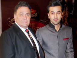"""He's doing very well and he will be back very soon"" - Ranbir Kapoor reveals about Rishi Kapoor's health"