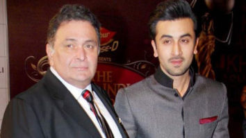 """""""He's doing very well and he will be back very soon"""" - Ranbir Kapoor reveals about Rishi Kapoor's health"""