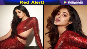 Janhvi Kapoor in Julian Macdonald for a photoshoot (Featured)