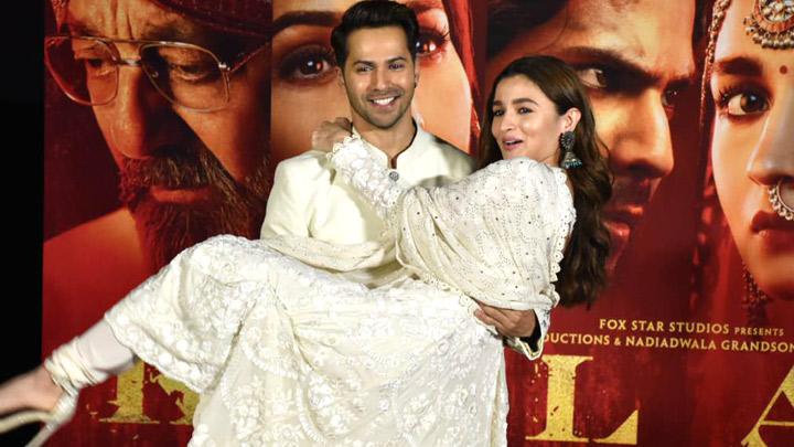 Kalank Movie Teaser Launch Varun Dhawan Alia Bhatt Sanjay Dutt Part 2