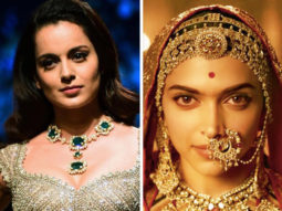 Kangana Ranaut REVEALS Padmaavat was offered to her before Deepika Padukone