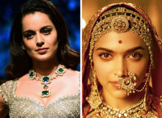 Kangana Ranaut REVEALS Padmaavat was offered to her before Deepika Padukone