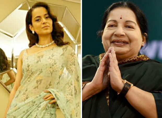 Kangana Ranaut opens up about her preparations for the role of late Tamil Nadu CM, Jayalalithaa