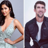 Katrina Kaif preps for something big with Olympic gold medallist Michael Phelps