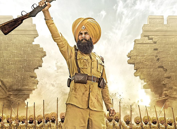 Kesari has the second highest first three day collections for an Akshay Kumar starrer, beats 2.0 [Hindi]