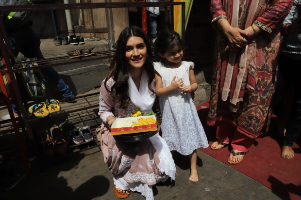 Kriti Sanon delivers her biggest opener with Luka Chuppi, takes time to thank almighty on Maha Shivaratri
