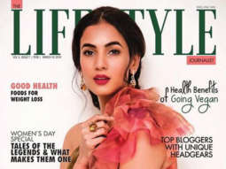 Sonal Chauhan on the cover of Lifestyle, Mar 2019
