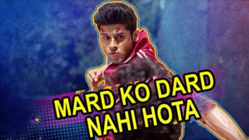 Mard Ko Dard Nahi Hota Introducing Abhimanyu Dassani Radhika Madan
