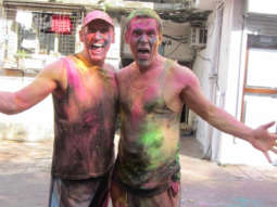 Netizens can't keep calm as Avengers: Endgame star Josh Brolin aka Thanos celebrates Holi