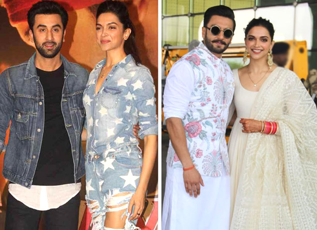Deepika Padukone working with Ranbir Kapoor, does this make Ranveer Singh insecure? The Gully Boy actor answers