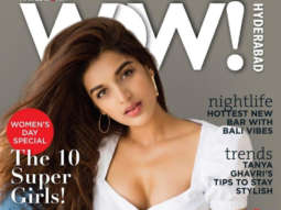 Nidhhi Agerwal On The Cover Of Wow