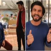 Ranveer Singh aka Simmba PUNCHES Mard Ko Dard Nahi Hota debutante Abhimanyu Dassani