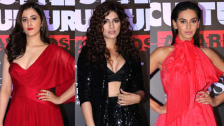 Red Carpet of GQ Style and Culture Awards 2019 Shibani Dandekar, Zoya Akhtar, Abhimanyu Dasani