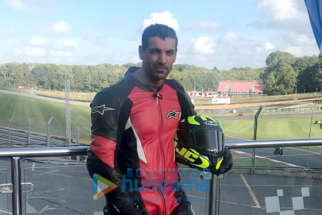 On The Sets from the movie Rensil Dsilva's next starring John Abraham