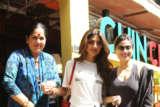 Shilpa Shetty and Shamita Shetty SPOTTED at Chin Chin Chu Restaurant, Juhu
