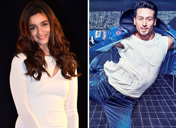 Student Of The Year 2 It's ONLY Alia Bhatt and Tiger Shroff in THE HOOKUP SONG choreographed by Farah Khan!