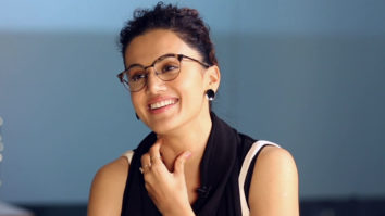 Taapsee Pannu asks Shah Rukh Khan When will he do a film with her Rapid Fire Badla