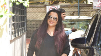 Vidya Balan SPOTTED at Dance Rehearsal Hall, Juhu (2)