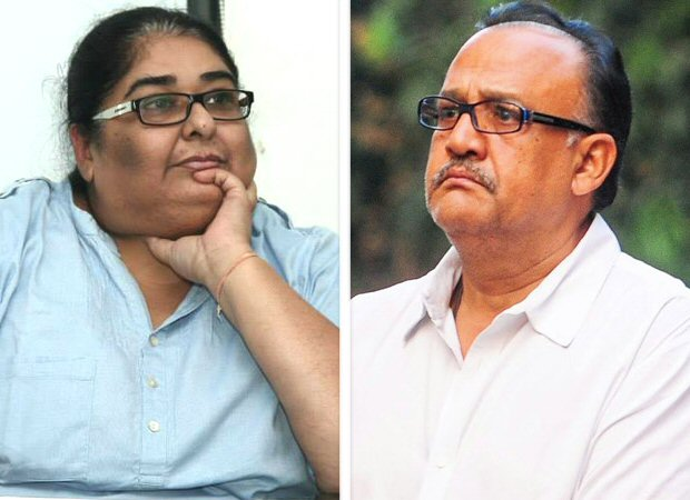 Vinta Nanda SPEECHLESS after Alok Nath is roped in to play Judge in film about molestation case