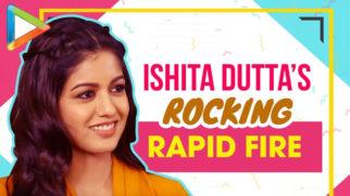 """A Contemporary Actress I Admire is ALIA BHATT"" Ishita Dutta Rapid Fire Setters"