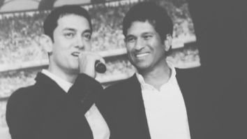 Aamir Khan wishes maaster blaster Sachin Tendulkar on his birthday with a throwback photo