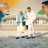 Akshay Kumar to have a tête-à-tête with PM Narendra Modi, here's a sneak peek of their conversation