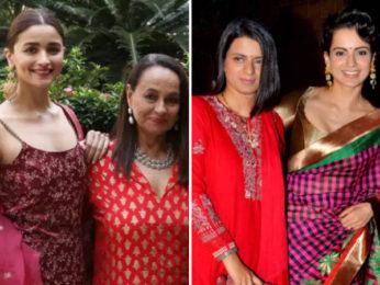 Alia Bhatt BREAKS HER SILENCE on Kangana Ranaut's sister Rangoli Chandel's attack on her parents Soni Razdan and Mahesh Bhatt