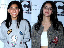 Ananya Pandey, Kubra Sait, Sohail Khan & others at Nandita Mahtani's new collection launch for Cartoon Network