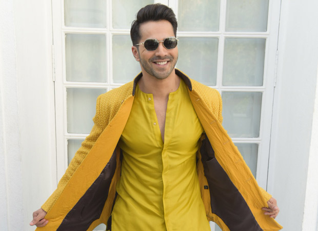 Varun Dhawan has the SWEETEST reaction to his fan gifting him a rose and his gesture will melt your heart!