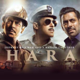 First Look Of The Bharat