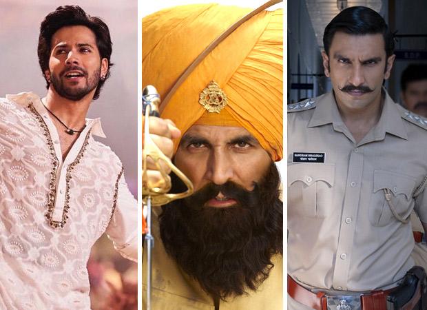Box Office Karan Johar scores a hattrick of Rs. 20 crores+ opening with Kalank, Kesari and Simmba