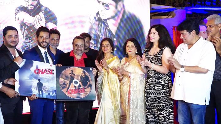 Chase No Mercy To Crime - Trailer Launch Amit Sethi Zarina Wahab Mandira Bedi