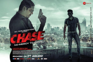 First Look Of The Movie Chase - No Mercy to Crime