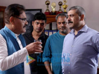 On The Sets Of The Movie Chase - No Mercy to Crime