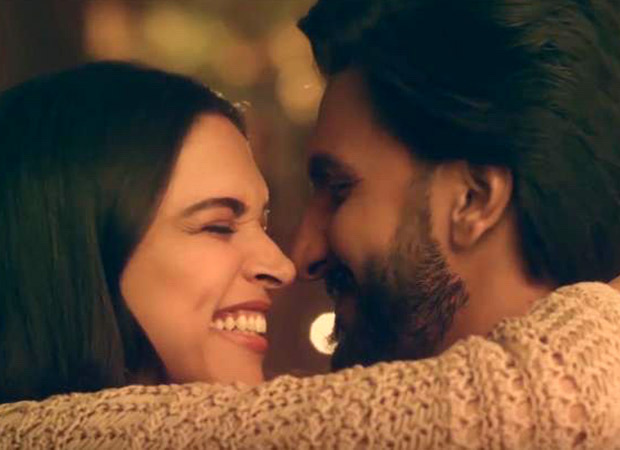Ranveer Singh and Deepika Padukone come together for an ad and we want to see a repeat of their sizzling chemistry on the big screen! [watch video]