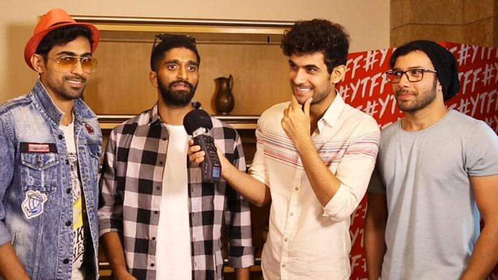 EXCLUSIVE Sanam Pop Band's ROCKING & ENTERTAINING Interview Sanam Puri Venky SamarKeshav