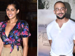 Film 'Music Teachers' Special Screening Kubbra Sait Arunoday Singh