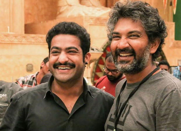 Is Bahubali director Rajamouli spending these many crores on the introduction scene of Junior NTR in the Ram Charan - Alia Bhatt film RRR?
