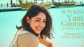 Yami Gautam On The Cover Of Global Spa