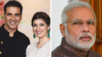 Here's how Twinkle Khanna responded when PM Narendra Modi addressed Akshay Kumar about her criticism towards him