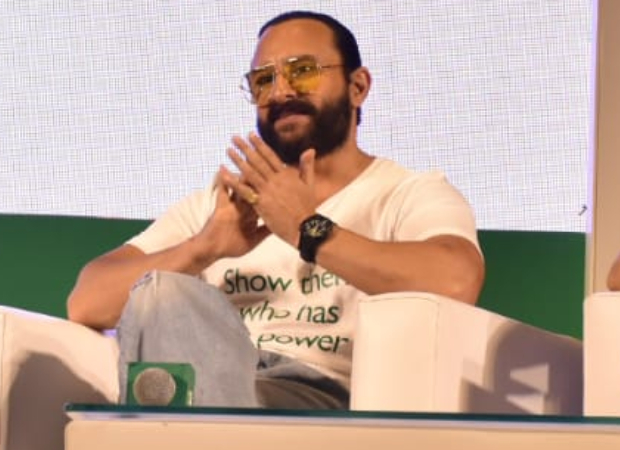 """""""I think young people notoriously do not vote"""" - Saif Ali Khan on Elections 2019"""