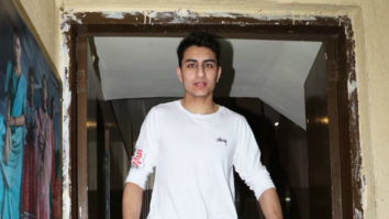 Ibrahim Ali Khan SPOTTED at PVR, Juhu