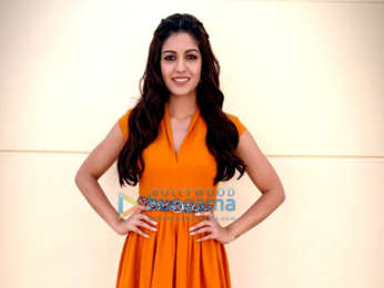 Ishita Dutta snapped during Setters promotions