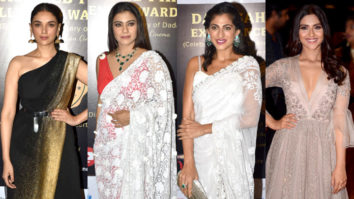 Kajol, Aditi Rao Hydari, Kubbra Sait & others at Dadasaheb Phalke Awards 2019