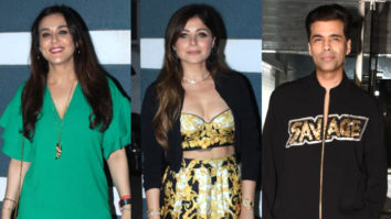 Karan Johar, Preity Zinta, Kanika Kapoor & others at Maheep Kapoor's Birthday Bash